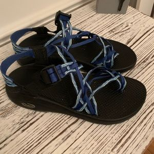 Chaco sandals strappy